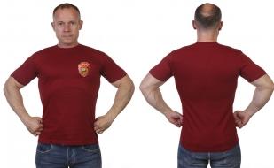 Краповая мужская футболка СССР