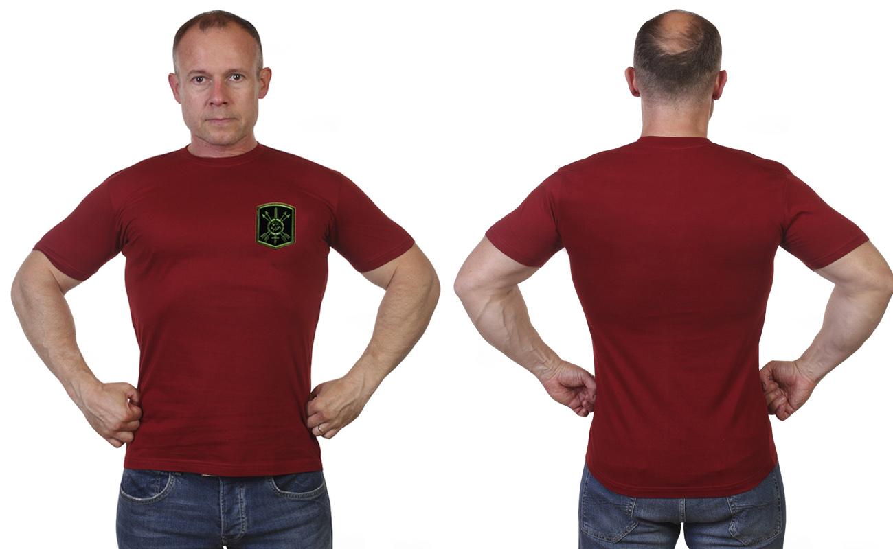 "Краповая футболка ""27 Дивизия РВСН"""