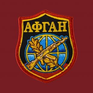 Краповая мужская футболка Афган