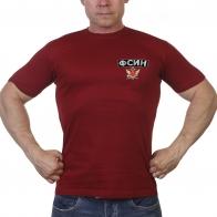 Краповая футболка ФСИН
