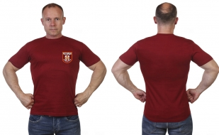 Краповая футболка Росгвардия
