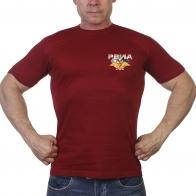 Краповая футболка РВиА