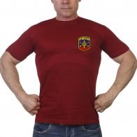 Краповая футболка РВСН
