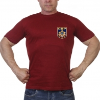 Краповая футболка Служба внешней разведки