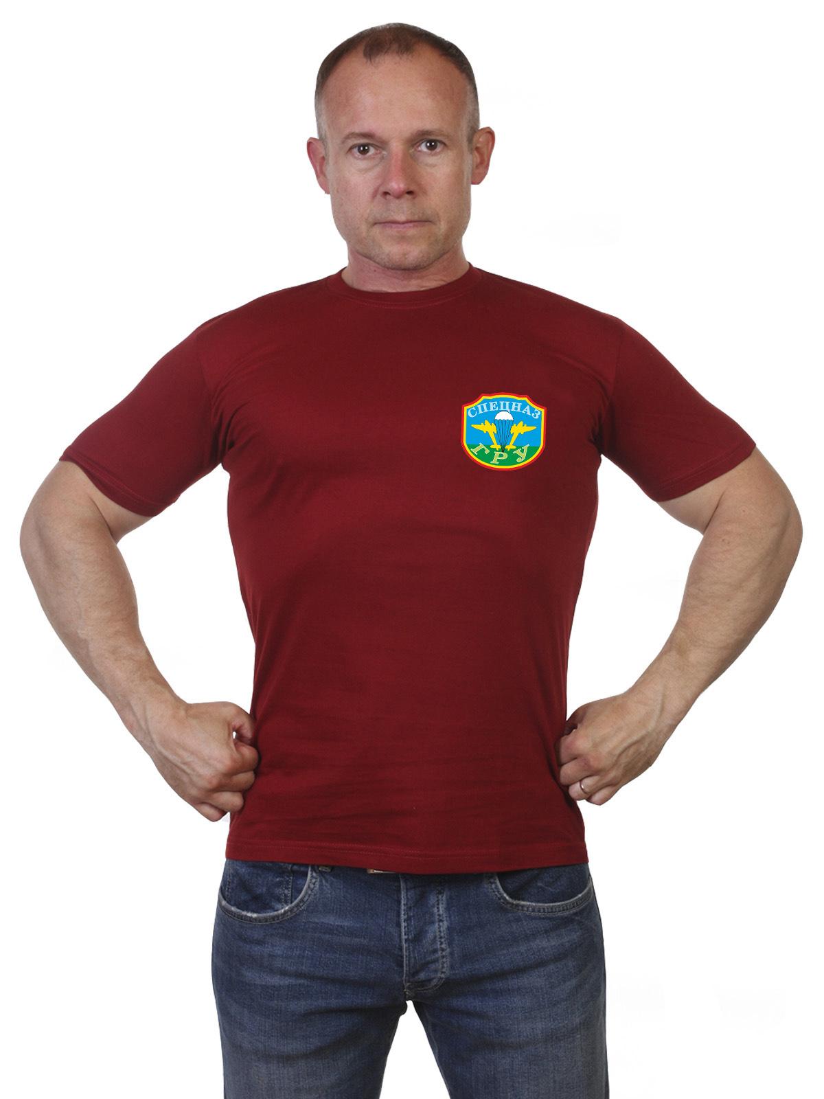 Купить футболку ГРУ в интернет магазине
