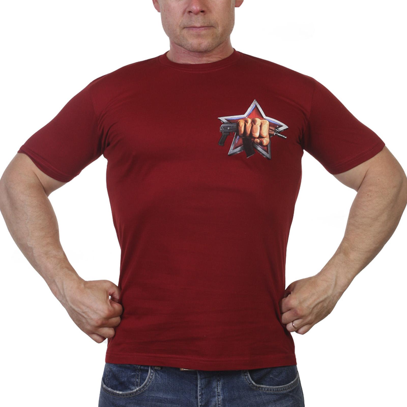 Краповая футболка Спецназ