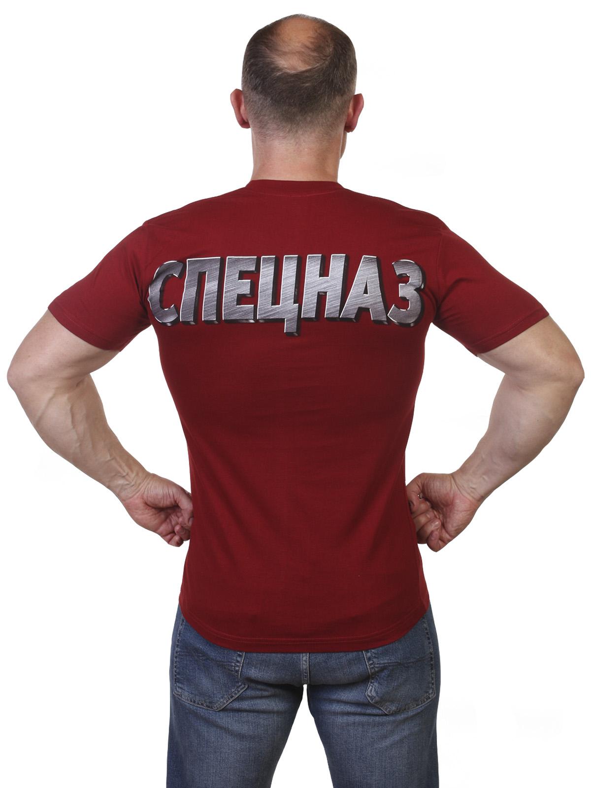 Купить мужскую спецназовскую футболку