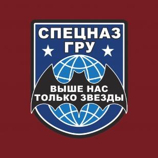 Краповая футболка Спецназа ГРУ