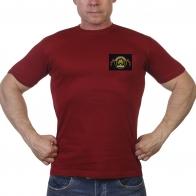 Краповая футболка Танковых войск России