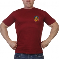 Краповая футболка УГРО