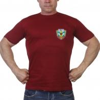 Краповая футболка ВДВшника