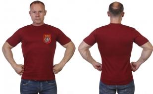 Краповая футболка Ветеран боевых действий
