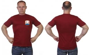 Краповая футболка ВМФ СССР