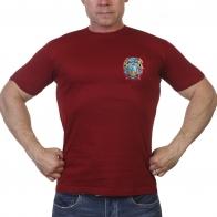 Патриотическая краповая футболка Победа