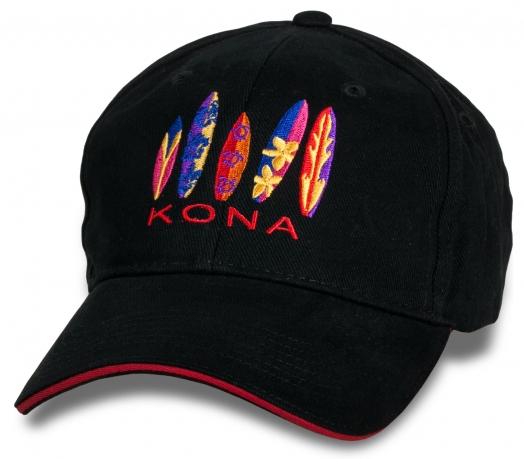 Красивая бейсболка Kona.