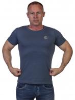 Красивая мужская футболка Outdoor life. - купить с доставкой