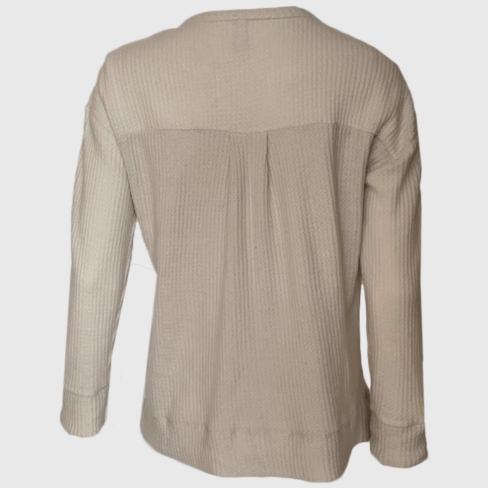 Купить женскую молодежную кофту в рубашечном стиле