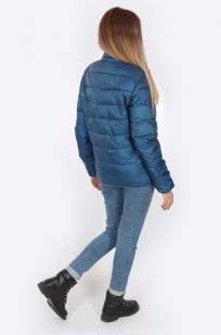 Красивая женская демисезонная куртка от JCT & CO (США) для прохладного межсезонья