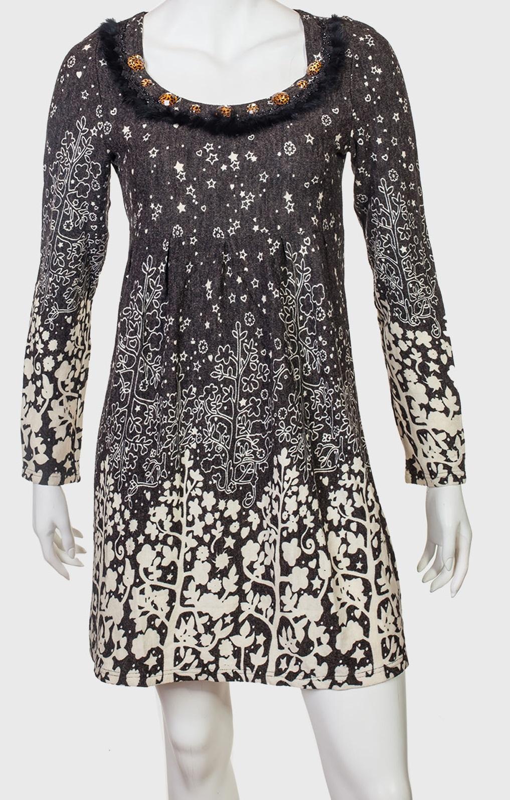 Красивое эффектное платье от AMIE.