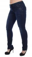 Красивые женские джинсы от гуру моды L.M.V.