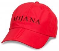Красная бейсболка Mijana.