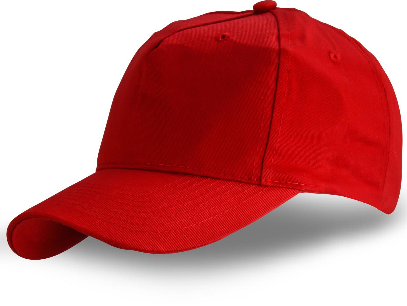 Красная бейсболка - купить в интернет-магазине с доставкой