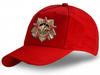 Красная кепка для афганца