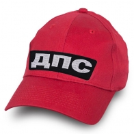 Красная кепка ДПС.
