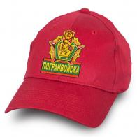 Красная кепка Погранвойска