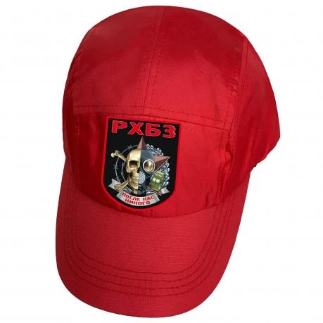 Красная кепка РХБЗ