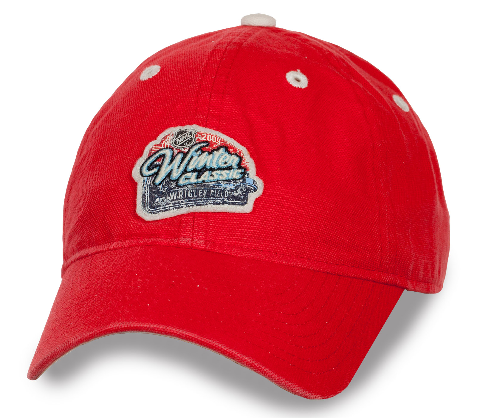Красная кепка WINTER CLASSIC