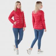 Красная женская куртка LTB