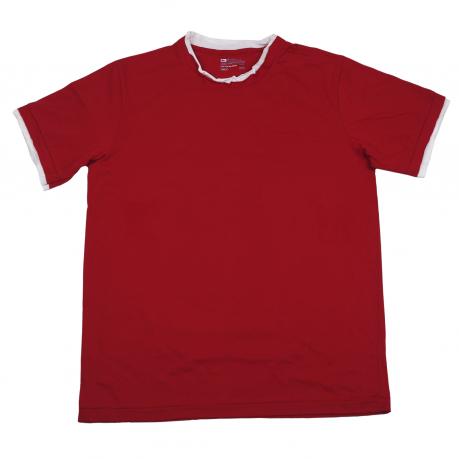 Красная мужская футболка Blue Harbour