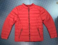 Красная мужская куртка от HOLSTARK