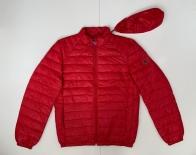 Красная мужская куртка от Original Brand