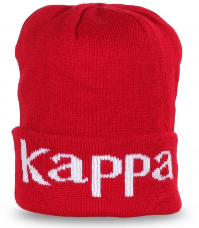 Красная шапка Kappa