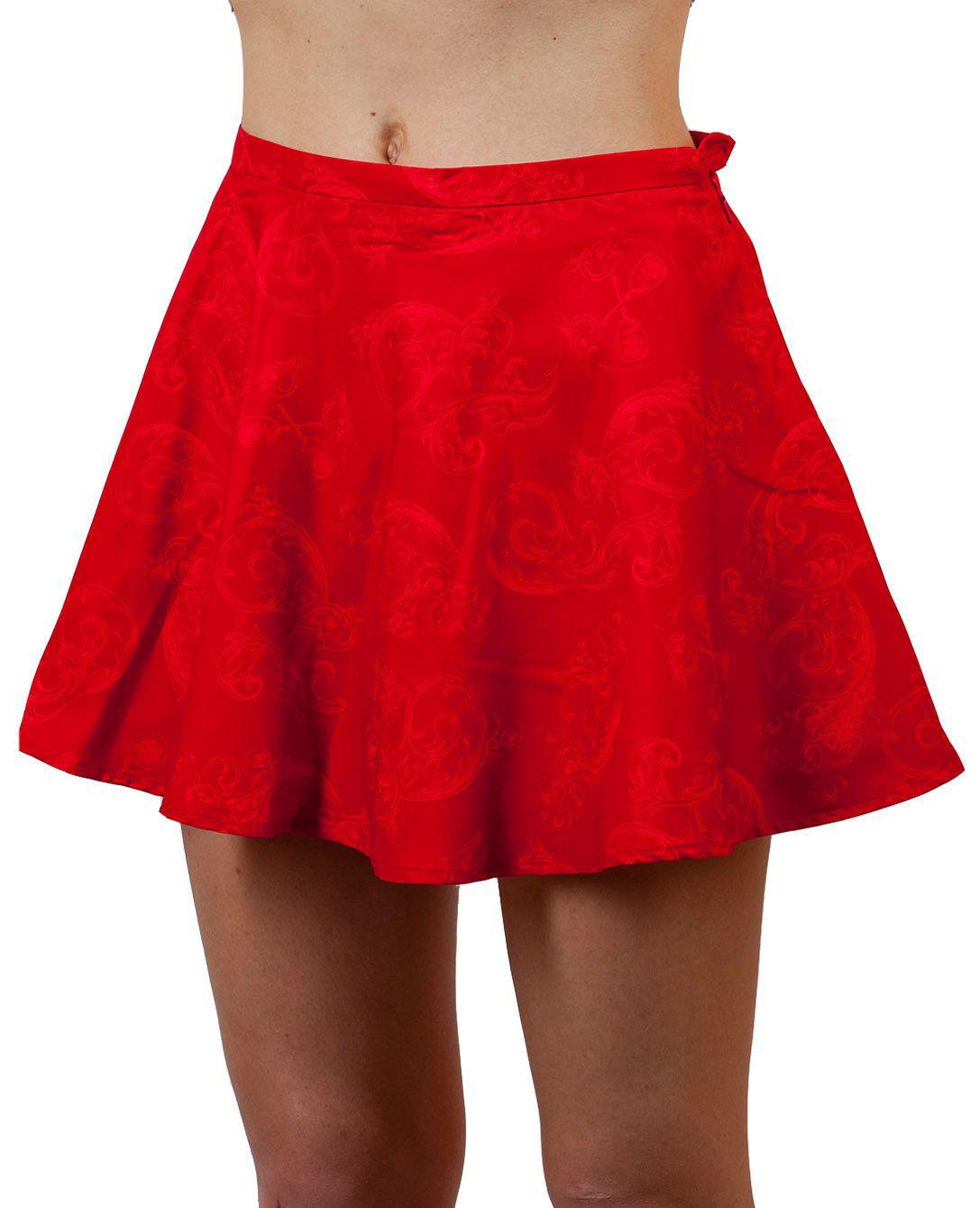 Итальянская юбка Fila   Фирменная вещь за 100 рублей,не просто приятно,а очень приятно,хороший вариант Униформы продавцам ,официантам,красный цвет поднимет выручку вдвое ,все размеры в наличии есть №96