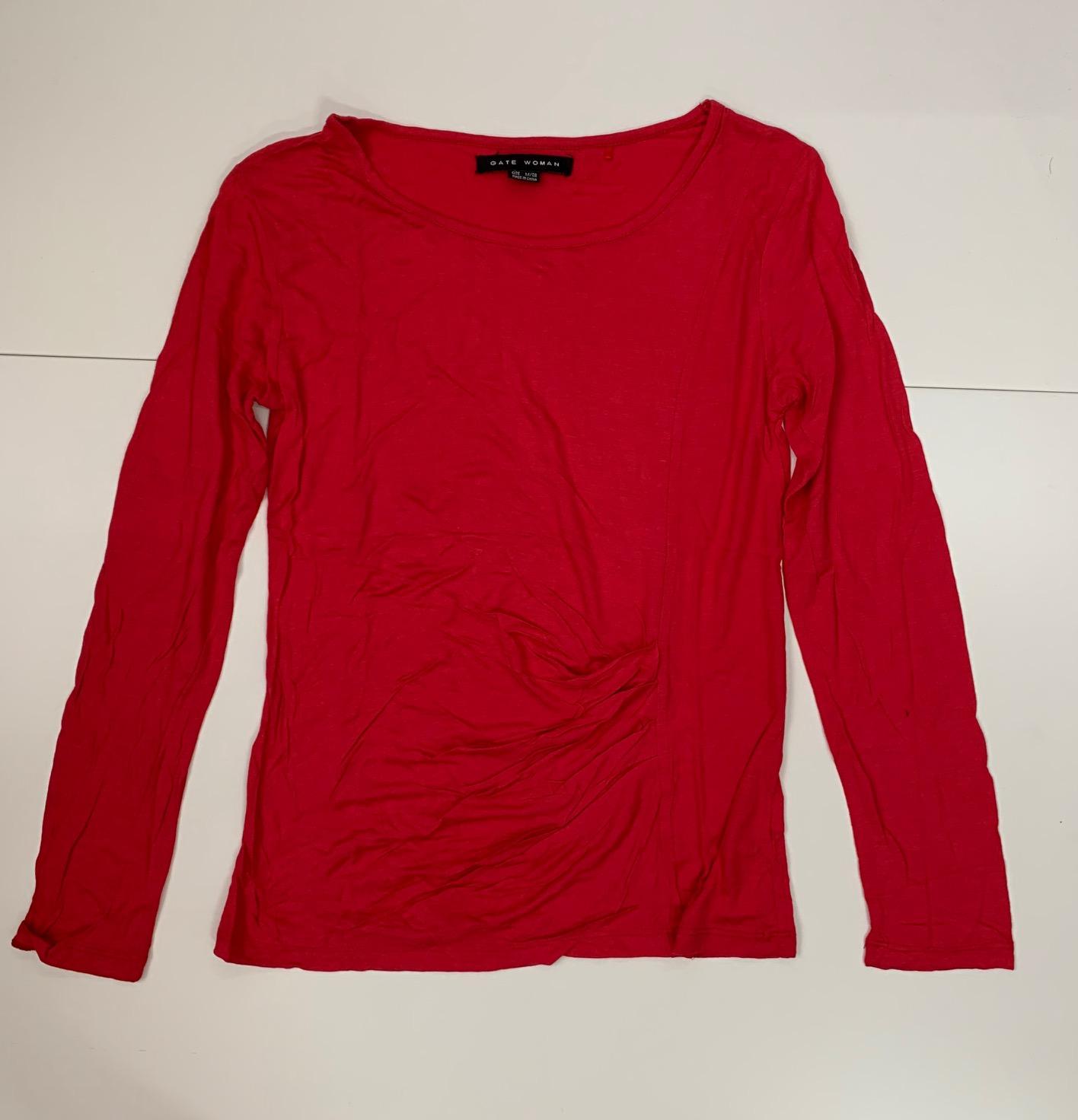 Красная женская кофточка от GATE WOMEN