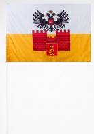 Краснодарский флажок на палочке