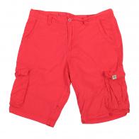 Ярко-красные мужские шорты BLEND.