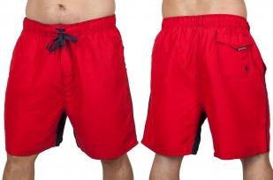 Красные шорты для крутых мужчин (Mountain Ridge, США) с доставкой