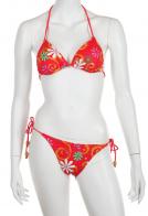 Красный купальник бикини от Solline.