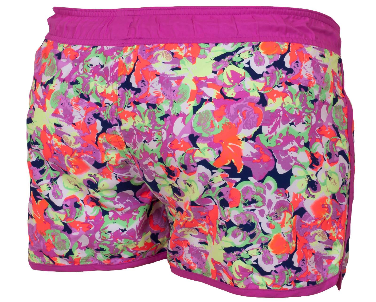 Красочные женские шорты Boulevard Orchid