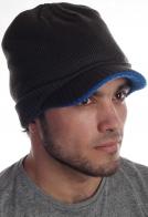 Креативная брутальная шапка с козырьком для смелых парней