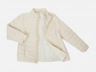 Кремовая женская куртка URB