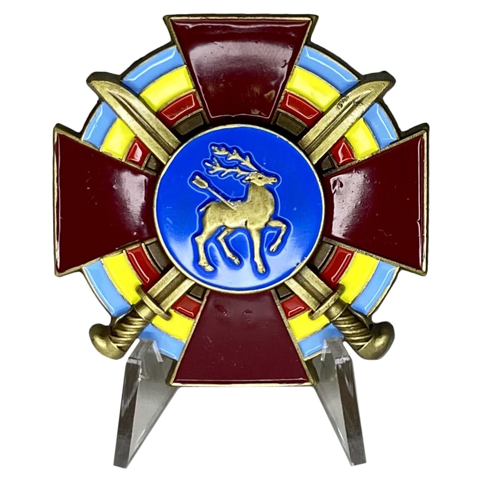 Крест Донских казаков на подставке