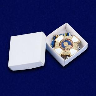 Крест За верность Черноморскому казачеству - в коробке