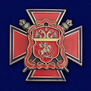 """Купить крест """"Центрального казачьего войска"""" в нарядном бархатистом футляре"""