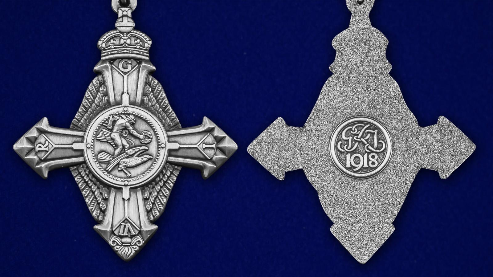 Крест ВВС (Великобритания) - аверс и реверс