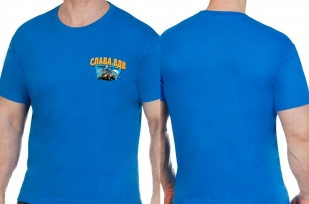 """Крутая футболка """"Слава ВДВ"""" - купить оптомй"""